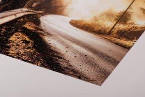 Vibrance metallic photo paper