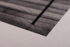 Fine art fiber paper